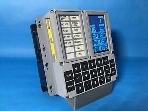 DSKY with Apollo Guidance Computer, runs NASA/MIT Code | eBay