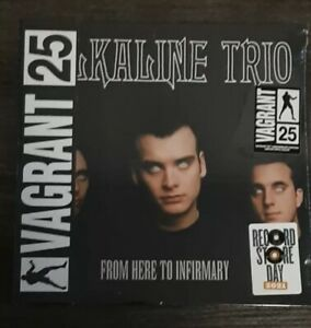 Alkaline Trio From Here To Infirmary Colored Vinyl Record Store Day 2021 RSD RSD