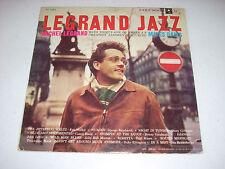 MICHEL LEGRAND JAZZ Columbia LP CL 1250 6 eyes label VG+ 1G/1D w/ Miles Davis