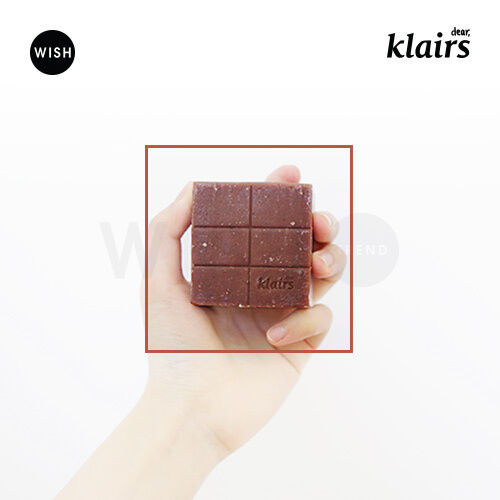 Klairs manuka honey & choco body soap Body exfoliating, body cleansing bar, acne