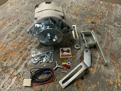 12V Alternator Conversion Kit 1955-1964 Fits Ford Fits New Holland Tractor 2000