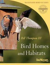 Bird Homes and Habitats (Peterson Field Guides/Bird Watcher's Digest-ExLibrary