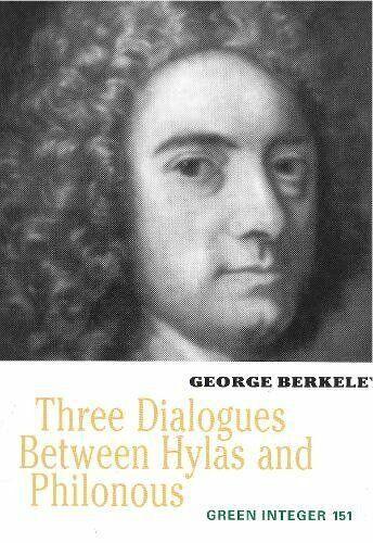 Three Dialogues Between Hylas and Philonous (Green Integer),George Berkeley