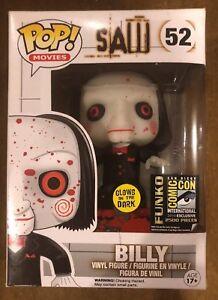 Pop-Funko-Saw-Billy-San-Diego-Comic-Con-Exclusive-2014-Glow-in-the-Dark-NEW