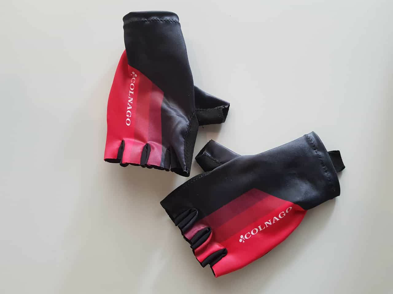 Handschuhe COLNAGO MASTER noir rot Größe XL XL Größe 0b0280