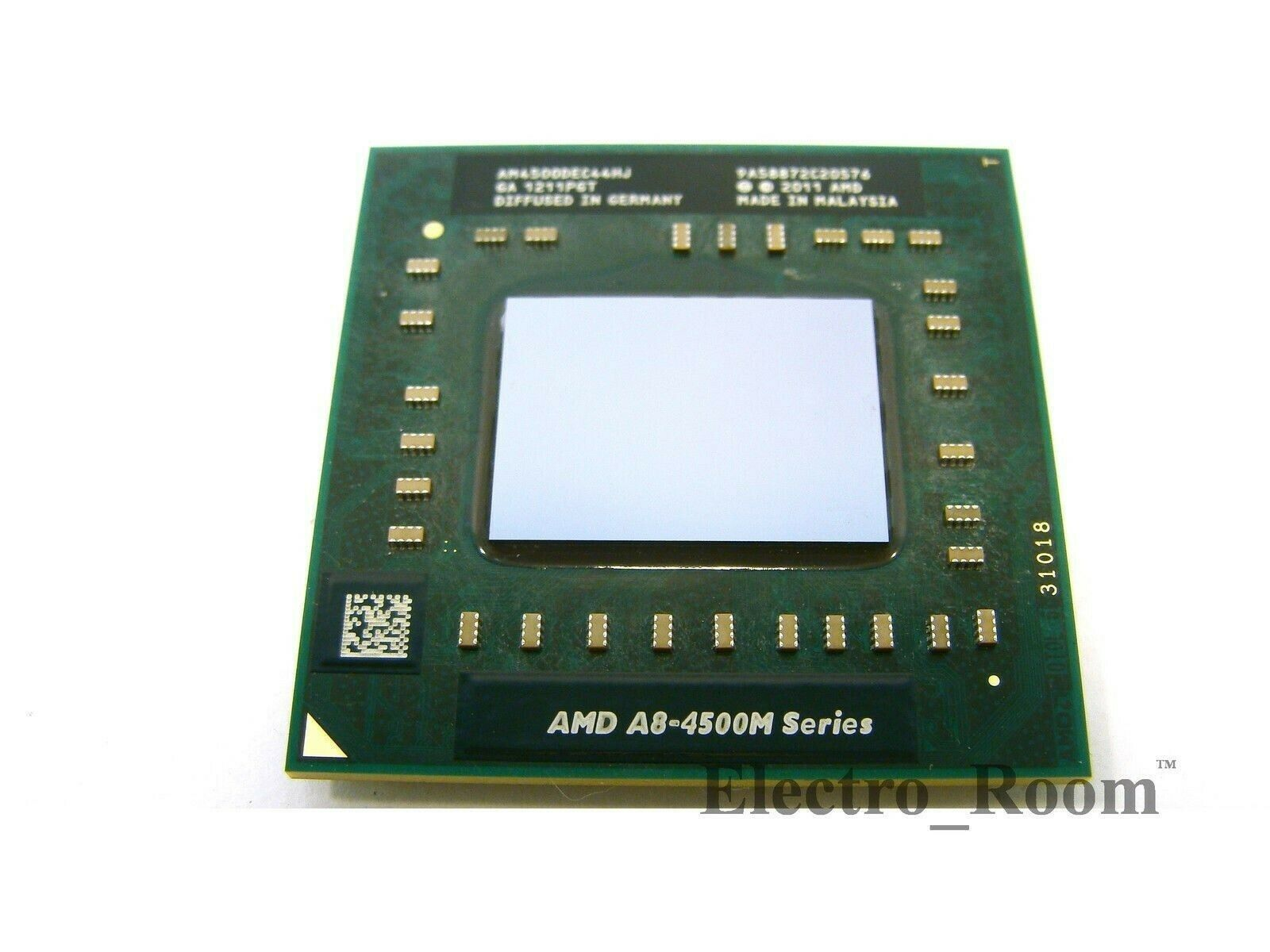 Amd A8 4500m Series 1 9 Ghz Quad Core Cpu Processor Socket Fs1 Am4500dec44hj For Sale Online Ebay