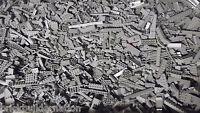 100+ Light Grey Gray Lego Pieces From Huge Bulk Lot Bricks Parts Random