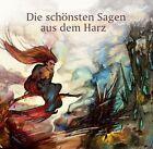 Die schönsten Sagen aus dem Harz (2011, Gebundene Ausgabe)