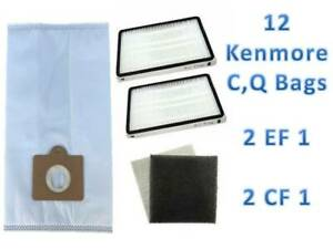 12-Bags-for-Kenmore-Progressive-Canister-Vacuum-Cleaner-5055-C-2-EF1-2-CF1