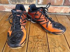 MIZUNO Wave Lightning RX3 Women's Volleyball Shoes  Orange Black Size 9.5