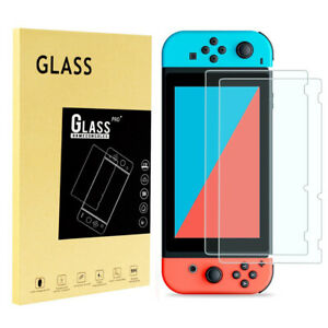 1-2X-Premium-Tempered-Glass-Screen-Protector-Guard-Shield-For-Nintendo-Switch-DO