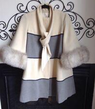 Fabulous Flemington Furs New Jersey Vintage fur and wool coat