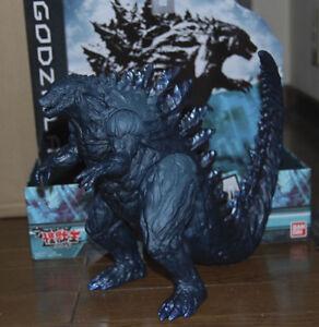 bandai godzilla monster king series godzilla 2017 figure sofvi 26cm