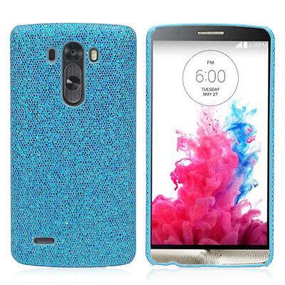 Sparkle Bling Glitter Diamond Hard Case Cover For LG Optimus G3 D855 D850 F400