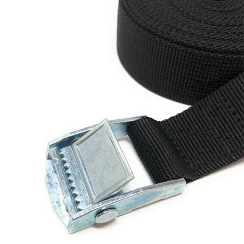 Tie Down Strap Padded Cam Lock Buckle Cargo Straps for Moving Appliances Luggage