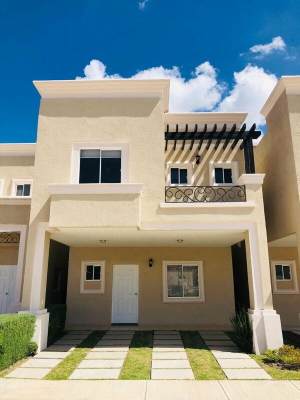 Espectacular casa premium de 3 habitaciones