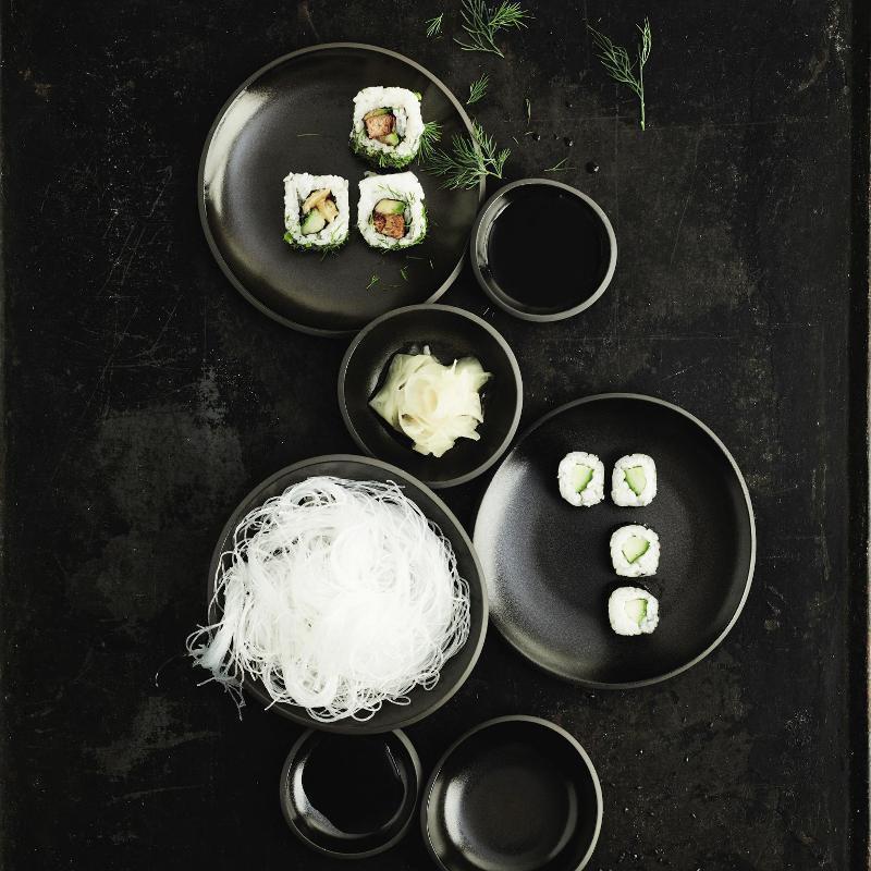 Rosenthal - Junto - Servizio piatti 20 pezzi Dark Slate gris - Rivenditore