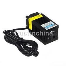 Adjustable Focal 400mw 405nm Blue-Violet Industrial Engraving Laser Module 5V
