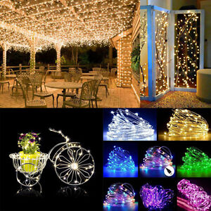 10M-USB-100LED-Copper-Wire-String-Fairy-Light-Strip-Lamp-Xmas-Party-Waterproof