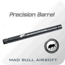MADBULL Black Python 6.03mm Tight Bore Barrel For G19 Inner Canna Airsoft Glock