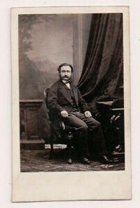 Vintage-CDV-Dr-Henry-P-Rogers-Sugar-Baron-Mauritius