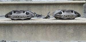 05-12-ACURA-RL-OEM-Front-Brake-Calipers-Pair-set-BBK-JDM-TSX-TL-Integra-Accord