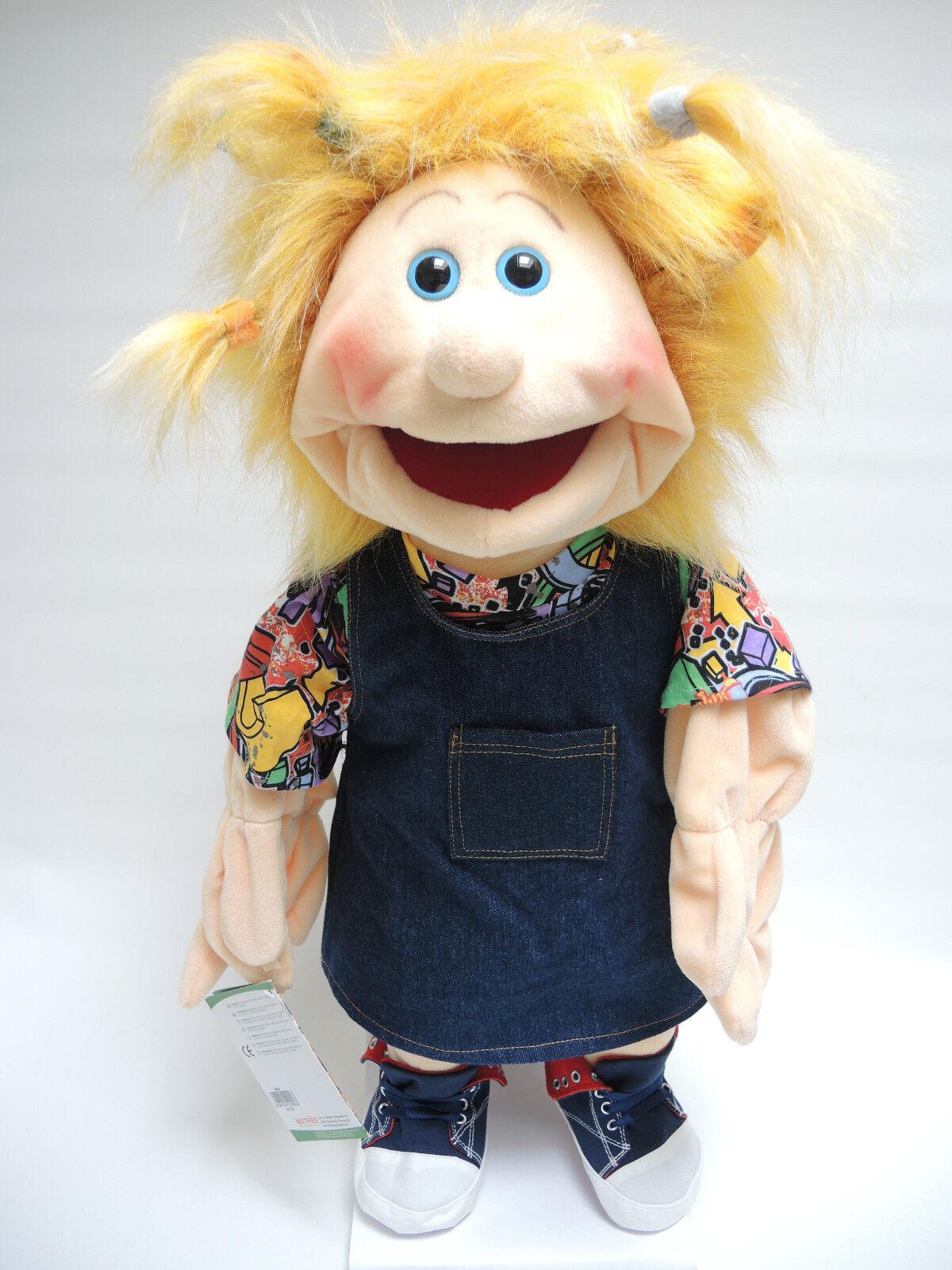 Living Puppets  Handpuppe  Isabella  ca.65 cm  NEU