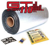 Discount 20sqft Gtmat Supreme 110mil Thick Car Audio & Insulation Mat