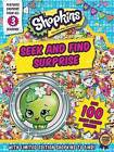 Shopkins Seek and Find Surprise by Little Bee Books (Paperback / softback, 2016)
