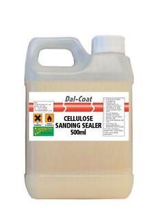500ML-Cellulose-Sanding-Sealer-Clear-Seal-For-Softwood-MDF-Hardwood