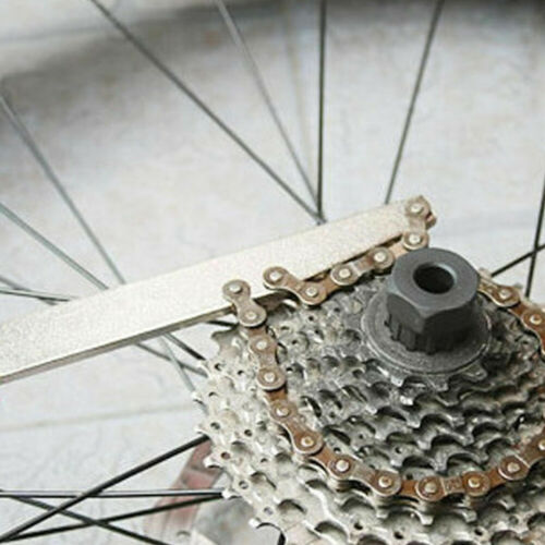 EE/_ LN/_ Freewheel Bike Chain Whip Cycle Bicycle Cassette Cog Removal Remover Too