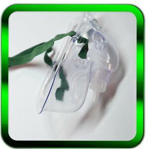 Masque à Oxygène Pour Adultes 1 X | Sans Oxygène Tuyau | Moyennes-e Für Erwachsene 1 X | Ohne Sauerstoffschlauch | Mittlere Fr-fr Afficher Le Titre D'origine Vente Chaude 50-70% De RéDuction