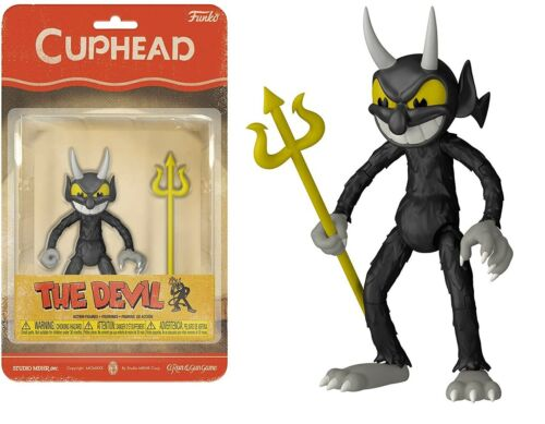 FUNKO 33424 Collection Action Figure Cuphead le diable-Neuf
