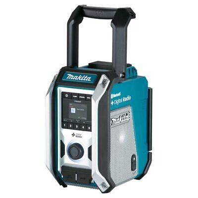 Makita DIGITAL BLUETOOTH JOBSITE RADIO DMR9 9V 9-Speaker Stereo, Skin  Only 8838986949  eBay