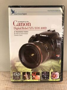 Introduction-to-the-Canon-Digital-Rebel-XTi-EOS-400D-New-Sealed