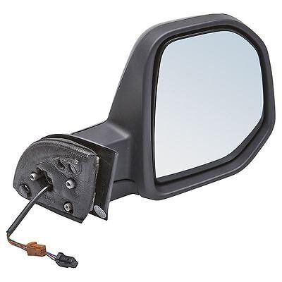 Citroen Berlingo 2012-2016 Electric Black Cover Wing Door Mirror Passenger Side