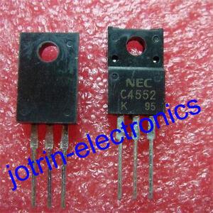 5-PCS-2SC4552-TO-220F-NPN-EPITAXIAL-TRANSISTOR
