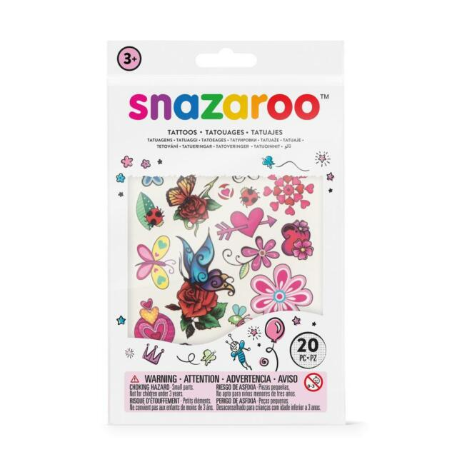 Snazaroo Tattoos Fantasie 1198314 Kinderschminke