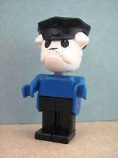 LEGO FABULAND @@ PERSONNAGE @@ Bulldog 2 with Police Hat @@ 3639 3789 3794 3664