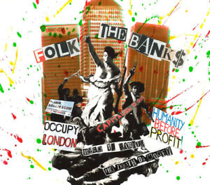 Various-Artists-Folk-the-Banks-VINYL-12-034-Album-2012-NEW-Amazing-Value