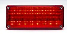 Whelen 700 Series Red Super Led 70r02frr New