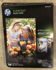 #reviews HP Photo Paper Everyday Glossy (5x7 Inch) 60 Sheets