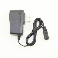 Ac Adapter Charger For Wahl Custom Shave 7367-200, 7367-300, 7367-400 7367-500