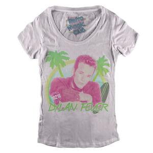 f0df61394 BEVERLY HILLS 90210 Woman T-shirt Luke Perry Dylan McKay Brandon ...