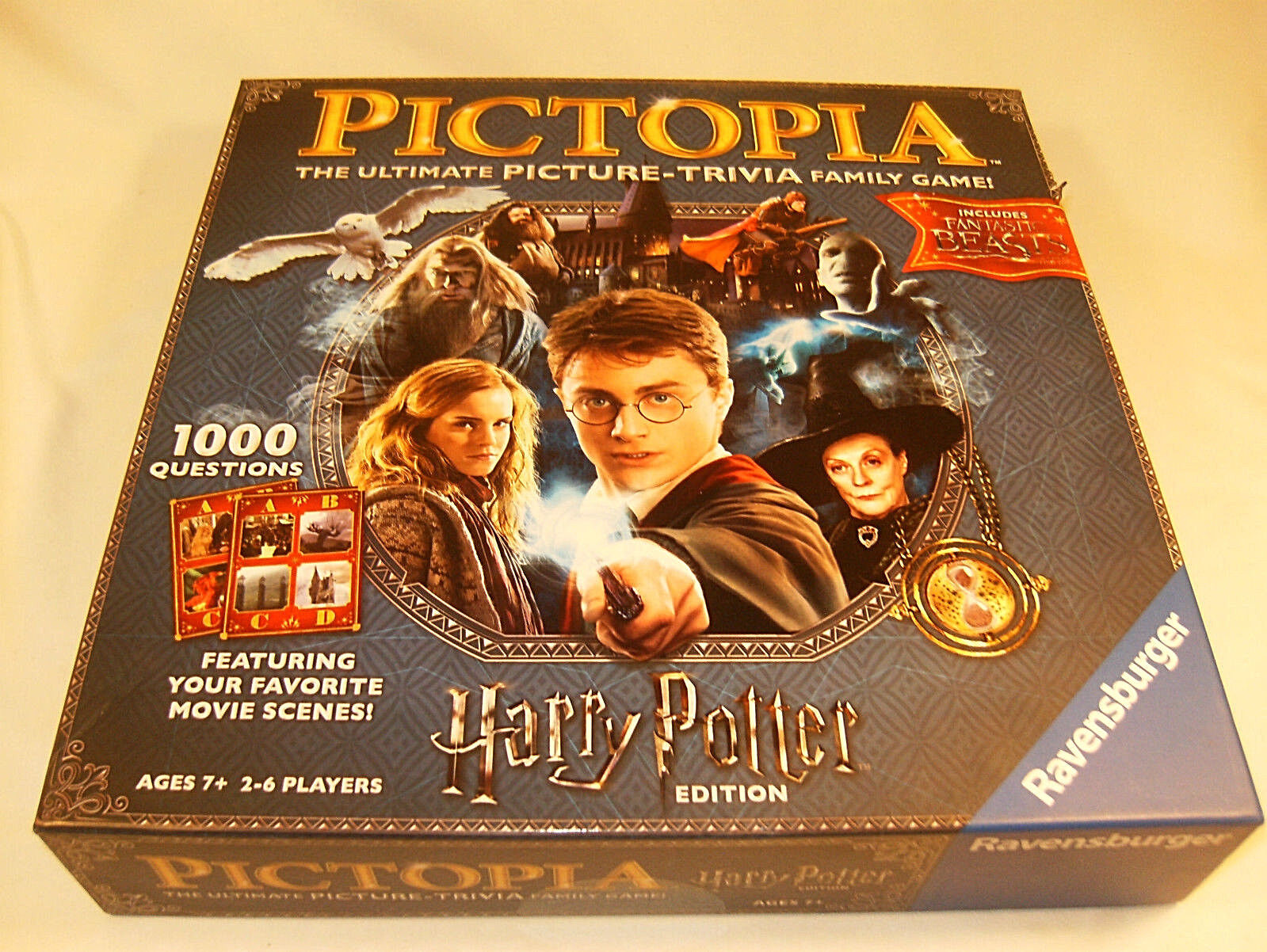 Brand Nuovo - Pictopia: Harry Potter Edition