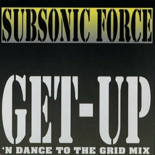 Subsonic Force Get up (#zyx/sft0036) [Maxi-CD]