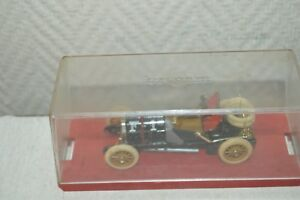 VOITURE-BRUMM-Fiat-F1-Corsa-Grand-Prix-de-france-1907-DIE-CAST-BOITE-1-43-CAR