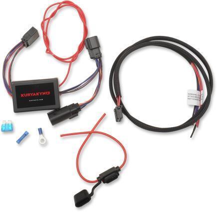 Kuryakyn Plug-and-Play Trailer Wiring and Relay Harness
