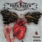 Getting Away with Murder [PA] by Papa Roach (CD, Aug-2004, Geffen)