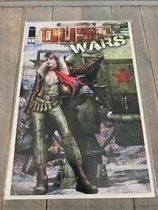 Image-Comics-Dust-Wars-1-1st-Print-Comic-Book-NM-Near-Mint-1st-ed-Original